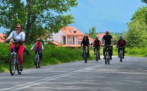 ποδηλατάδα οικογενειακή
