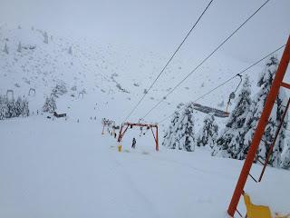 χιονοδρομικό