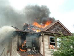Πυρκαγιά σε οικία