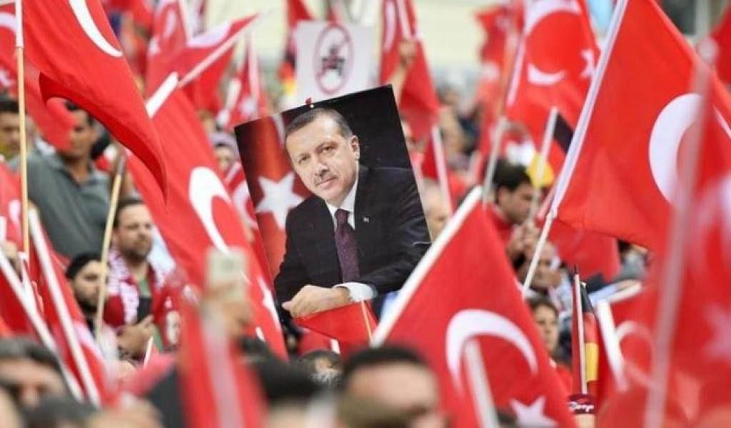 τουρκικές συγκεντρώσεις