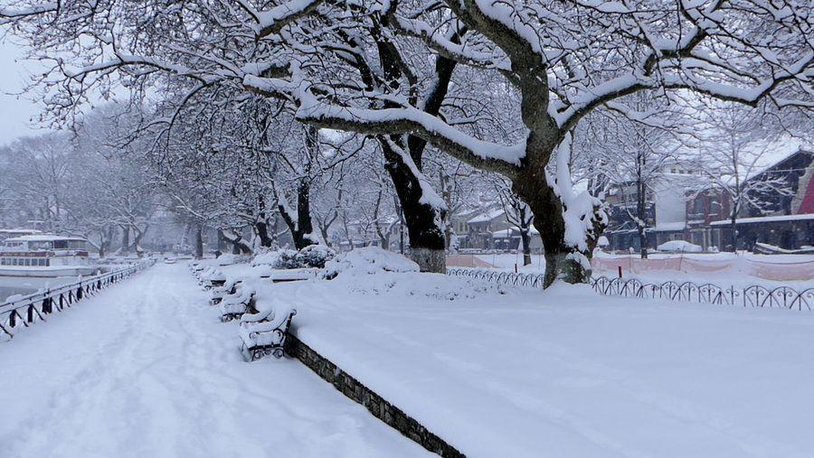 Ιωάννινα χιονιάς