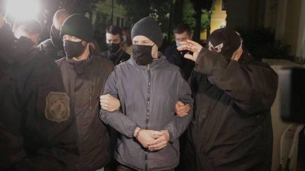 προφυλάκιση Λιγνάδη