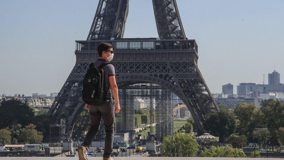 Γαλλία κρούσματα