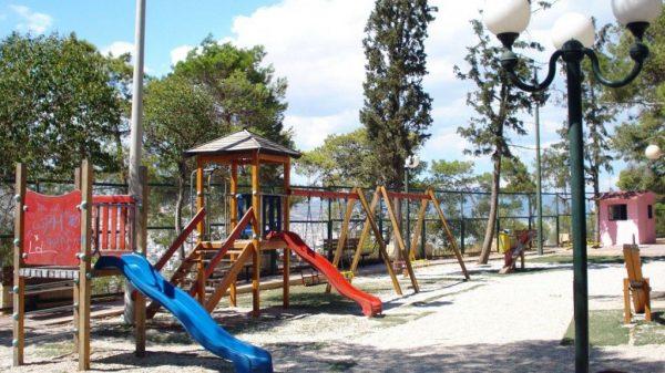 Δήμος Ιωαννιτών παιδικές χαρές