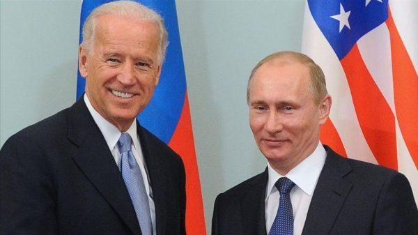 Πούτιν Μπαιντεν Ρώσος πρέσβης