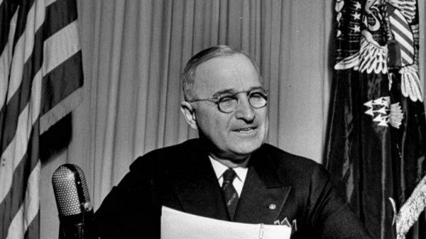 δόγμα Τρούμαν εναρκτήρια δήλωση του Ψυχρού Πολέμου