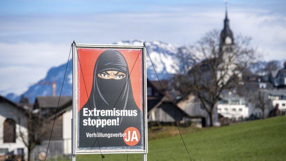 Ελβετία ισλαμοφοβία