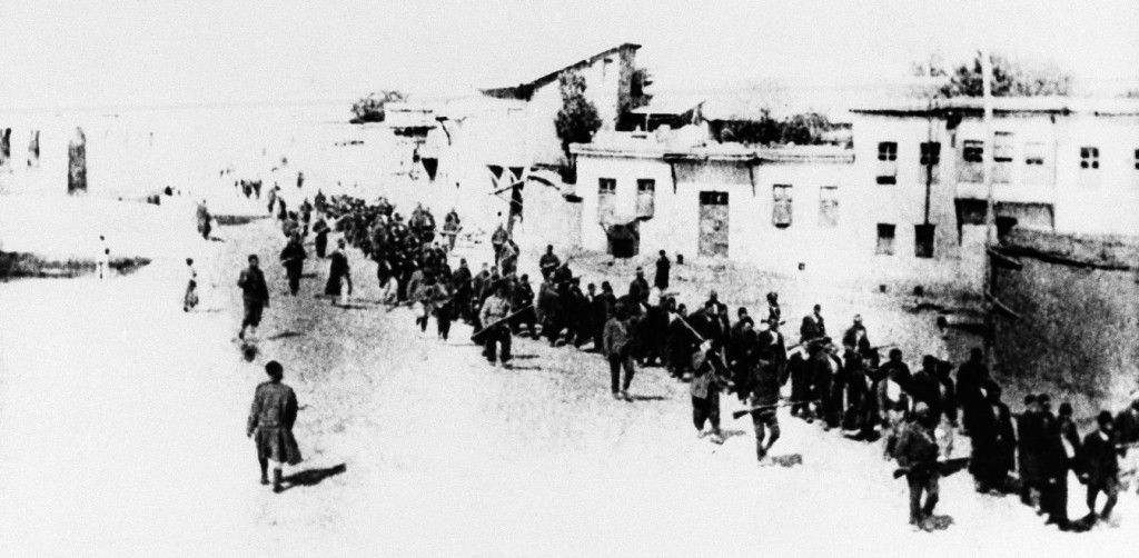 Γενοκτονία Αρμενίων 24 Απριλίου 1915