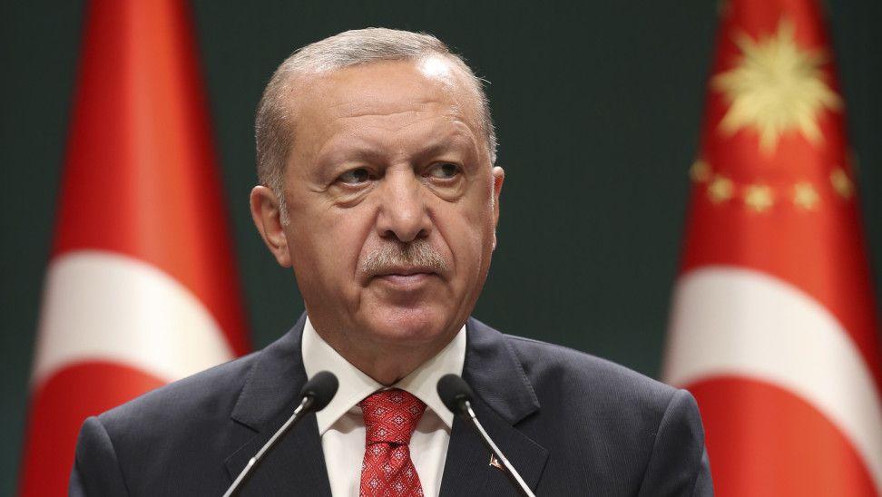 Ερντογάν: δεν εμπιστεύομαι τους Ελληνοκύπριους