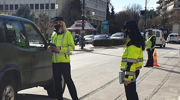 Ιωάννινα Τροχαίο Με Εγκατάλειψη Σύλληψη Οδηγού.