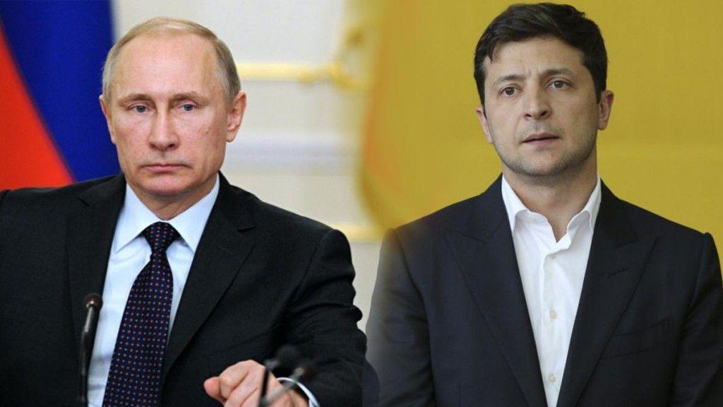 Ο Πούτιν προσκαλεί τον Ουκρανό Πρόεδρο στην Μόσχα