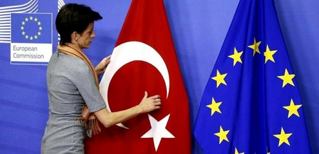 Σχέσεις ΕΕ-Τουρκίας Έκθεση Ευρωπαϊκής επιτροπής
