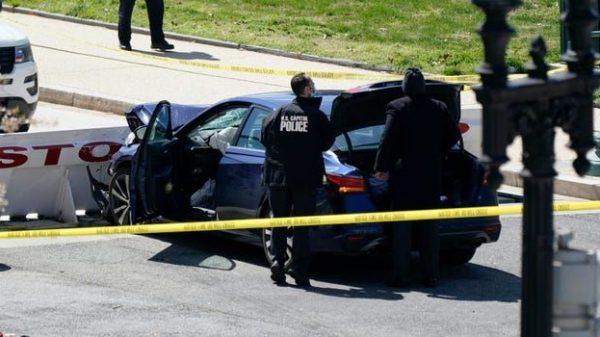 Νεκρός Αστυνομικός Από Επίθεση Στο Καπιτώλιο