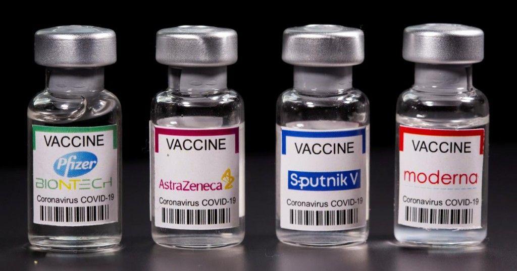 σύγκριση της αποτελεσματικότητας των εμβολίων