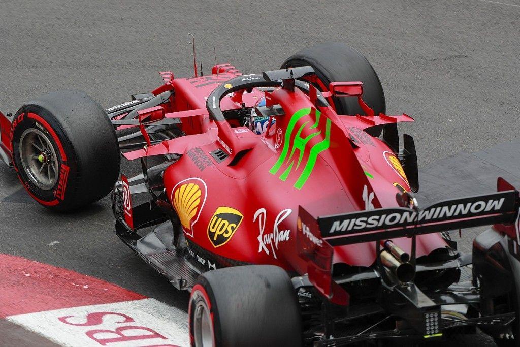 pole position για Leclerc και Ferrari