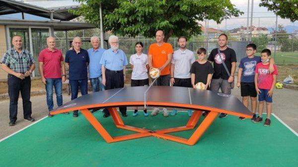 Ιωάννινα - Αθλητικά τραπέζια