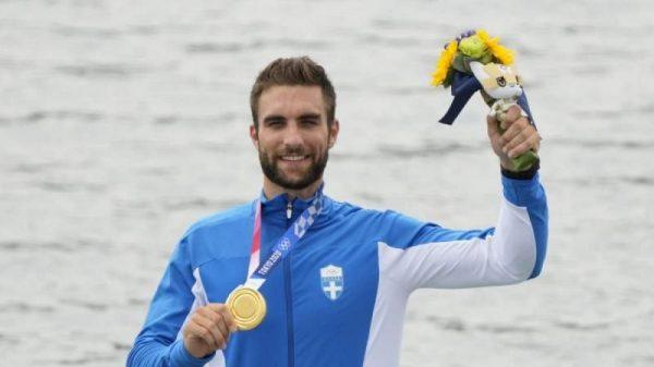 Χρυσός Ολυμπιονίκης ο Στέφανος Ντούσκος