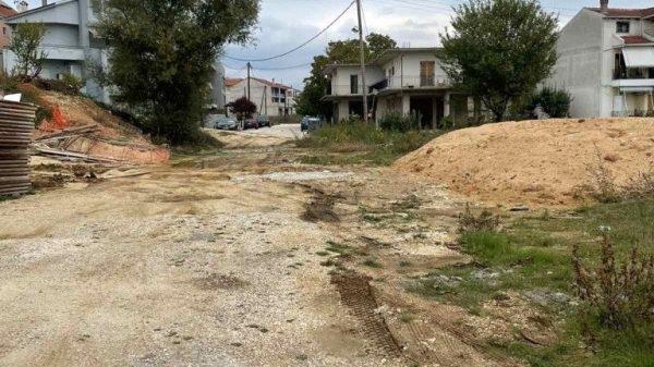 έργα υποδομών σε Κιάφα