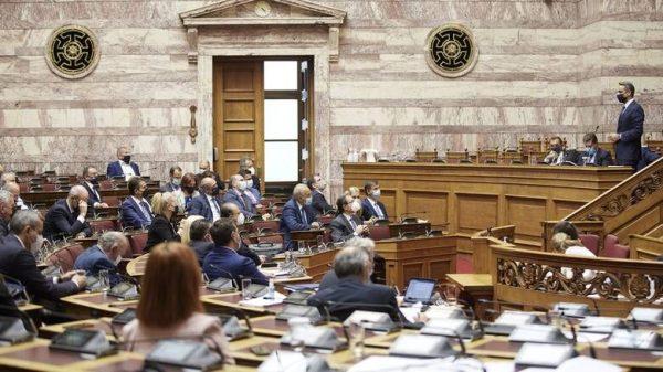ψηφίστηκε η Ελληνογαλλική Συμφωνία